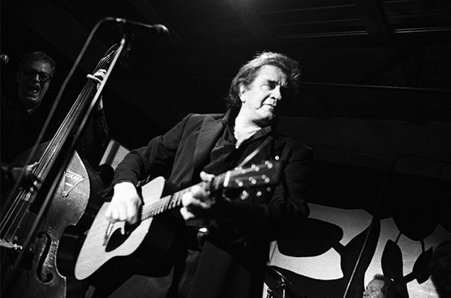 johnny cash biografia